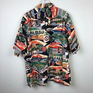 d7608e98 Reyn Spooner Shirts - Reyn Spooner   San Francisco Giants Hawaiian Shirt
